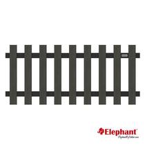 Elephant | Luxe hek | 180x80 cm