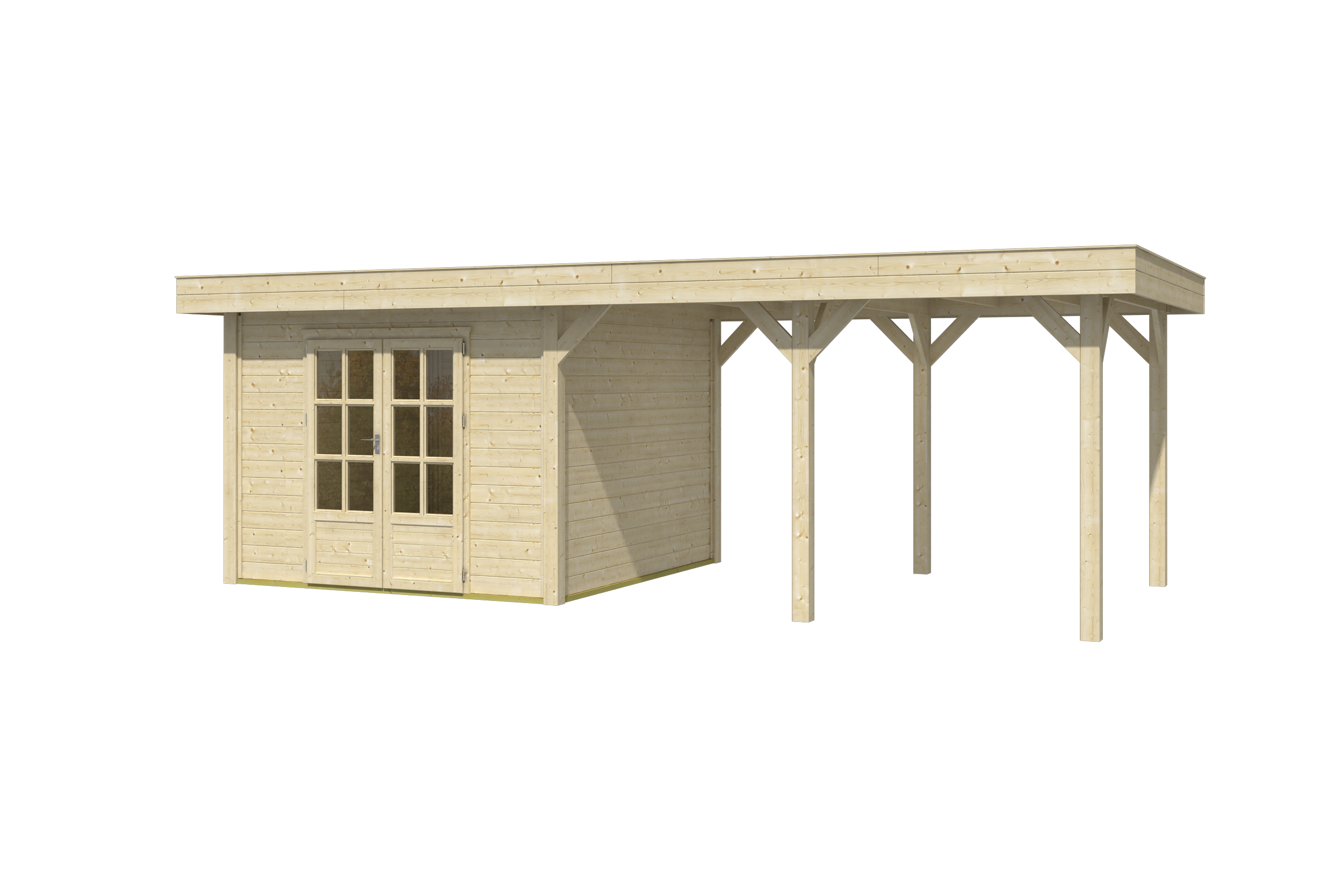 Westwood | Outdoor Living 7030 Extra | Blank | 688x304 cm