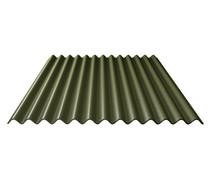 Golfplaat bitumen | Topline | Groen | 86 x 200 cm