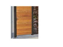 Gardival | Poort Dronne | Open beplanking | 100x180cm