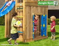 Jungle Gym | Playhouse Module 145 Basic | DeLuxe