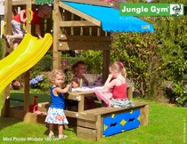 Jungle Gym | Mini Picnic Module 160 | DeLuxe