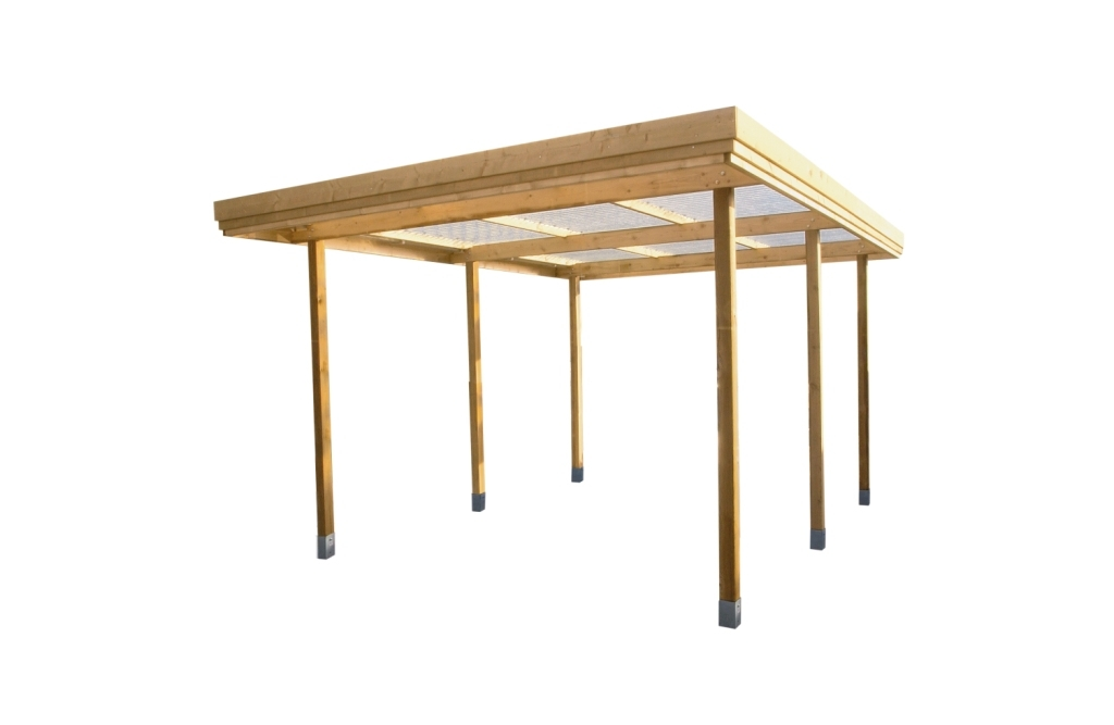 Woodvision | Carport 3.7 x 5 m