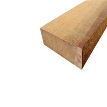 Hardhouten regel | Azobé | 5 x 10 cm | 250 cm
