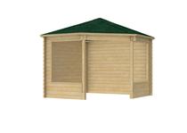 Woodvision | Hoekpaviljoen Meerkoet 298