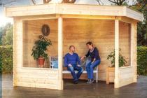 Woodvision | Hoekpaviljoen Watersnip 298