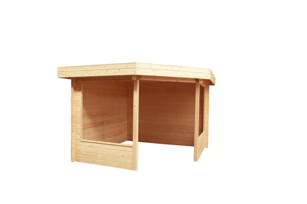Woodvision | Hoekpaviljoen Zilverplevier 358