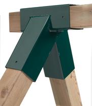 KBT | Hoekverbinding 'schuin' vierkant | 90 mm