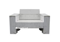Elephant | Steigerhout comfort stoel