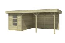Westwood | Outdoor Living 6030/20 Extra | Groen | 588x304 cm