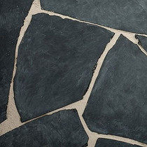 Excluton | Flagstones Karistos Black 20-35 mm