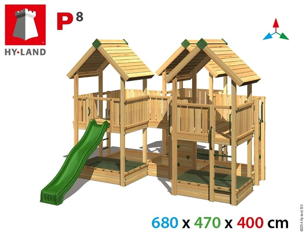 Hy-Land | Project P8