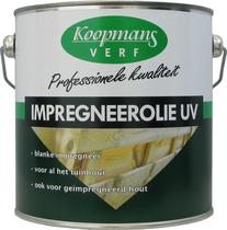 Koopmans | Impregneerolie UV Blank | 2,5 L