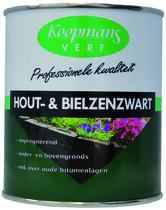 Koopmans | Hout & Bielzenzwart | 750 ml