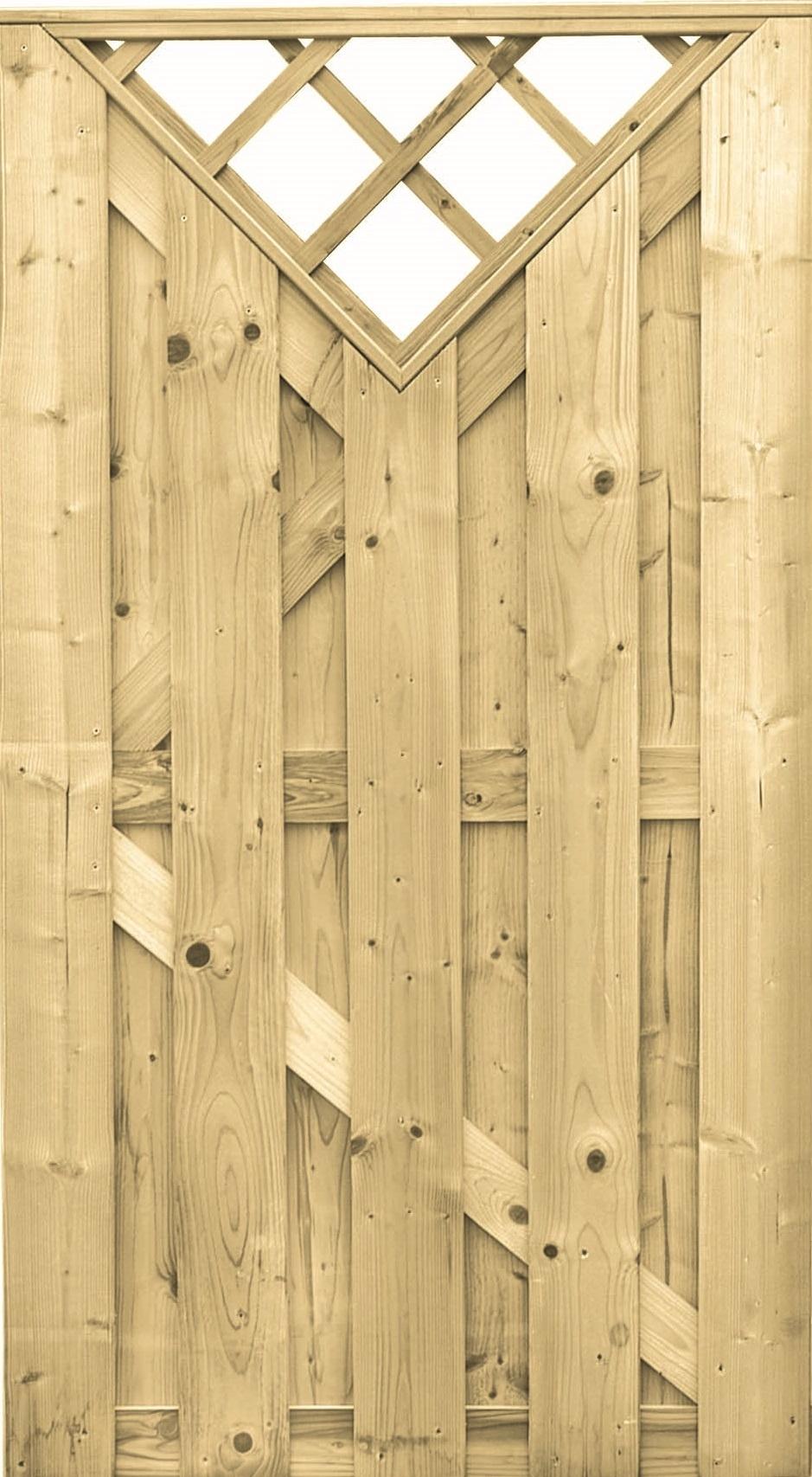 CarpGarant | 1787 | Deur venster verticaal | 180 x 100 cm