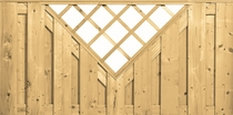 CarpGarant | 1746 | Venster recht verticaal | 90 x 180 cm ACTIE