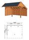 Trendhout | Kapschuur De Stee L 5000 | Combinatie 2