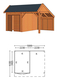 Trendhout | Kapschuur De Stee L 5000 | Combinatie 4