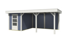 Outdoor Life Products | Outdoor Living 7030 Extra | Pigeon Blue | 688 x 304