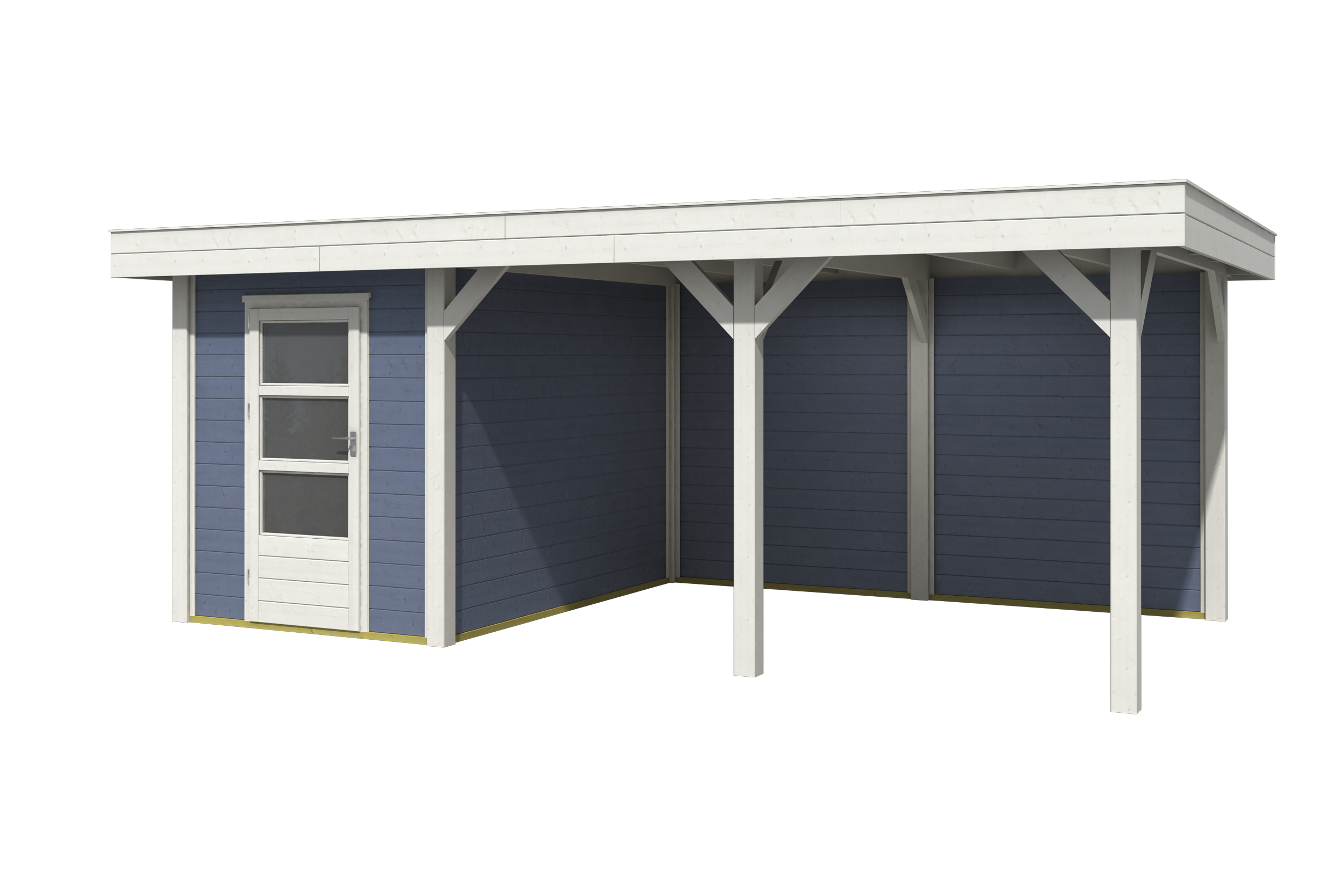 Westwood | Outdoor Living 7030 Extra | Pigeon Blue | 688x304 cm