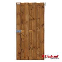 Elephant | Finch tuindeur XL | 100x200 cm | Grenen