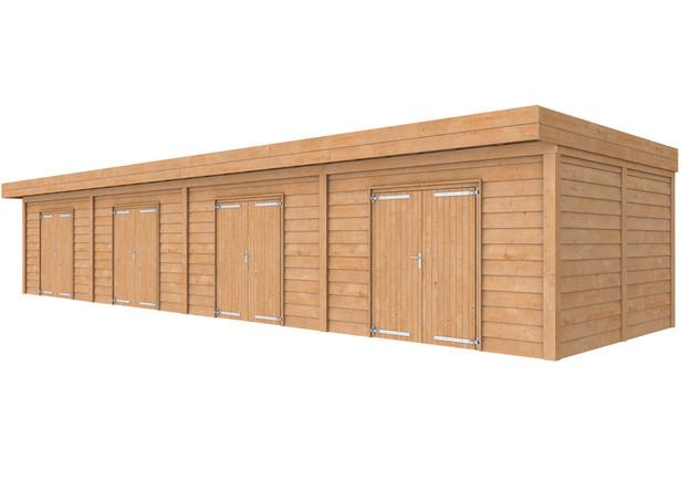 Douglasvision | Buitenverblijf Modulair | 700 x 400 cm | Voorbeeld 4