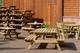 Talen | Picknicktafel | 160 x 180 cm
