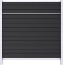 CarpGarant | Pearl Spring Antraciet zwart | 180 x 180 cm