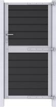 CarpGarant | Pearl Spring Antraciet deur | 180 x 90 cm