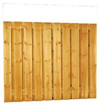 Grenen plankenscherm | 21-planks | 180 x 150 cm