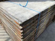 Steenschot | Azobe (hardhout) | 5 cm  steenschotten Betonlook