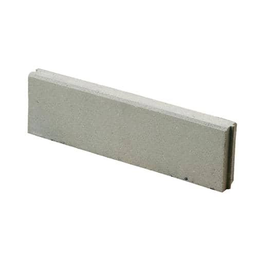 Opsluitband | betonband 6x20x100 | Grijs