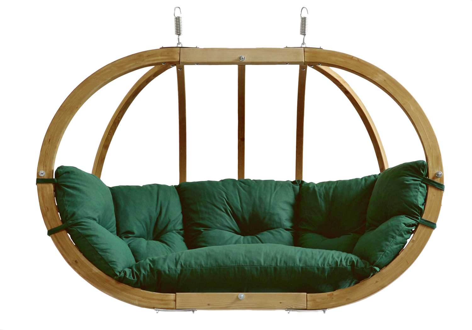 Amazonas | Globo Royal Chair | Groen + weerbestendig