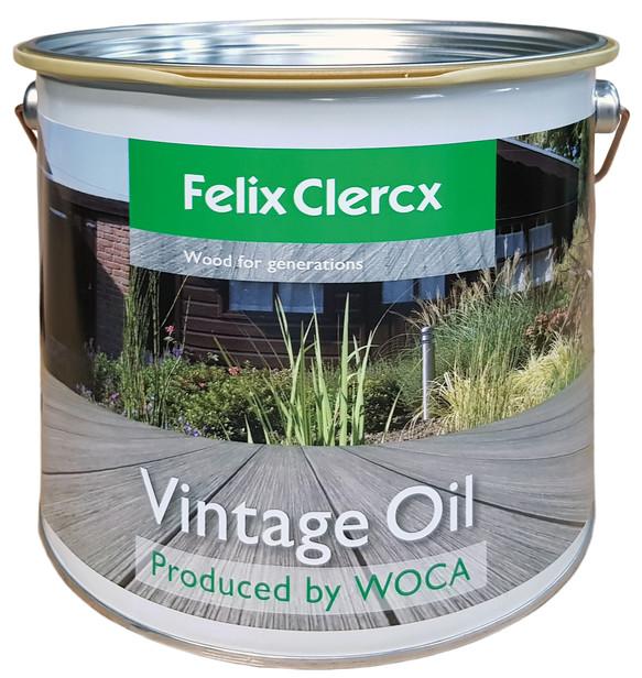 Felix Clercx | WOCA-Olie | Vintage