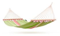 La Siesta | Fruta 1-persoons hangmat met spreidstok | Kiwi
