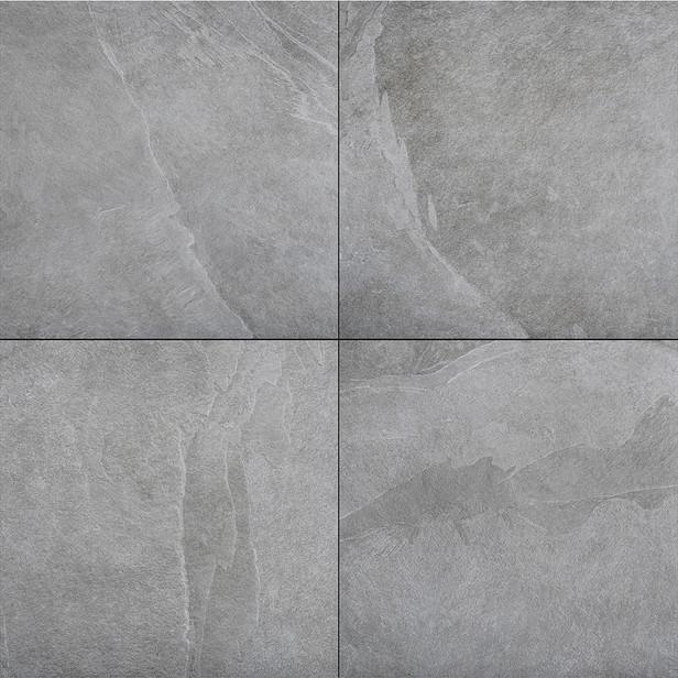 Gardenlux | Ceramica Romagna 60x60x2 | Ardesia Grey