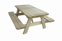 Westwood | Picknicktafel opklapbaar | 180 cm