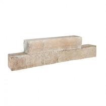 Palino Block | Getrommeld | 60 x 15 x 15 cm | Lime