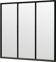 Trendhout | Steel Look raam module H-01 | 223x220 cm
