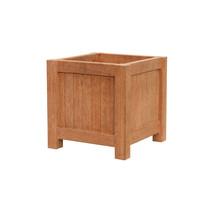 Woodvision | Hardhouten bloembak traditioneel