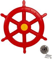 Piratenstuur | Rood | 30 cm