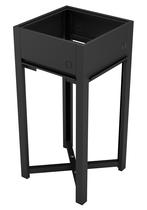 OneQ Leg Standaard | Basis module/onderstel zwart