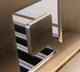OneQ Shelf   Legplank   RVS of zwart