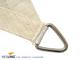 Nesling | Coolfit Schaduwdoek Driehoek | 360 Gebroken wit