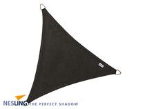 Nesling | Coolfit Schaduwdoek Driehoek | 500 Zwart