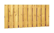 Grenen plankenscherm | 21-planks | 180 x 90 cm