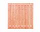 Douglas plankenscherm | Geschaafd | 19-planks | 180 x 180 cm V