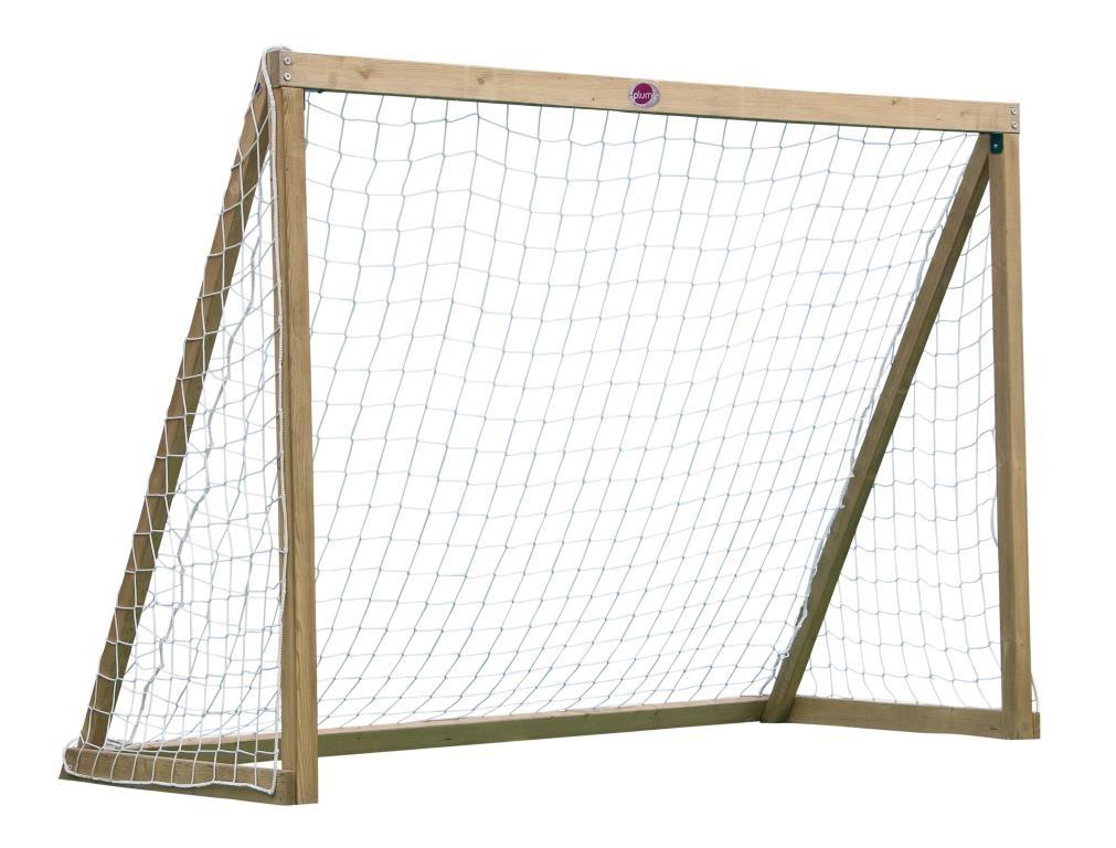 Plum | Houten voetbaldoel | 246 x 180