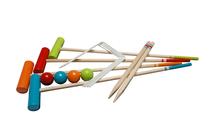 Plum | Junior Garden Croquet set