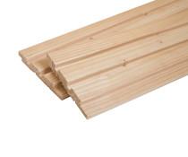 Dubbel Rhombusprofiel | Douglas | 22 x 145 mm | 300 cm